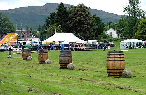 Highland Games 2006
