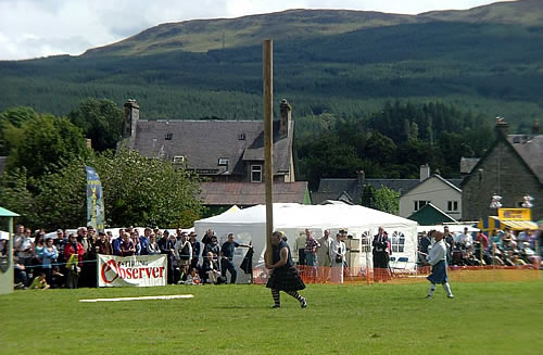 Highland Games 2007