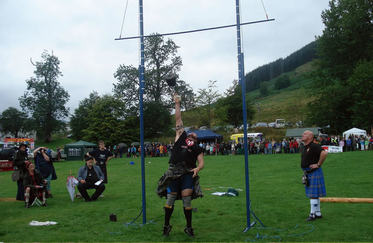 Highland Games 2008