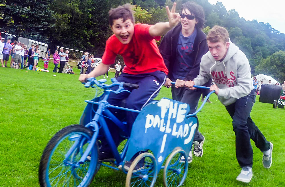 Go-kart competition to return to Killin Show
