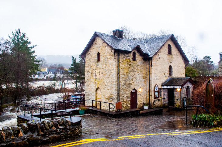 St Fillans Mill