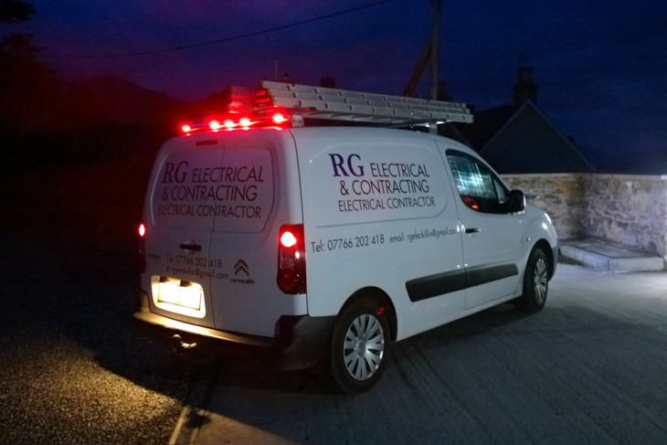 RG Electrical & Contracting
