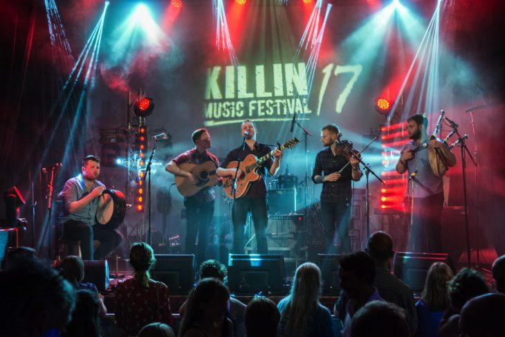 Killin Music Festival in the running for Event of the Year