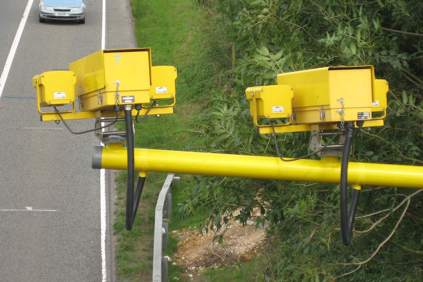Average speed cameras to arrive between Tyndrum and Lix Toll