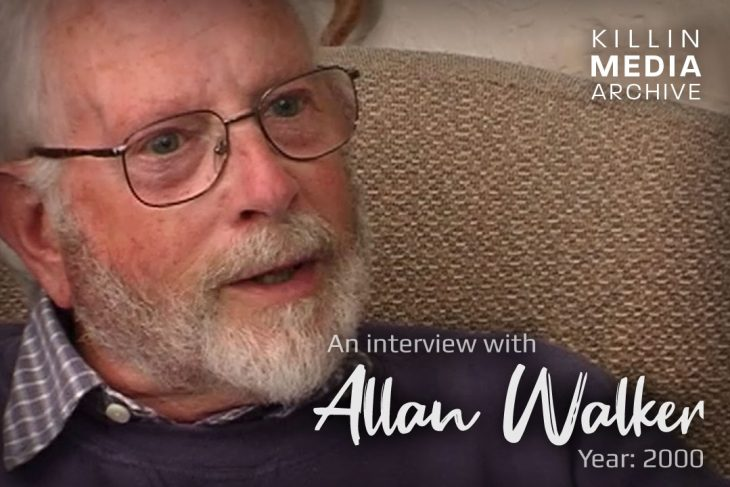 Allan Walker Interview 2000