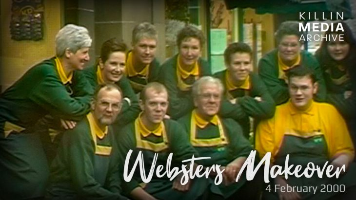 Websters Makeover 2000